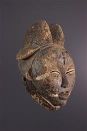 Masque africainMasque Tsengi