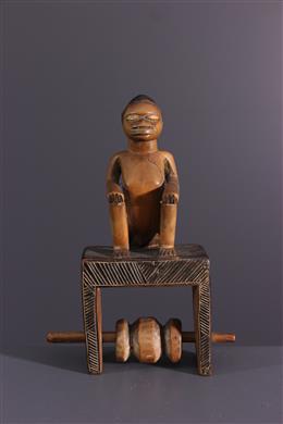 Poulie Beembé - Art africain