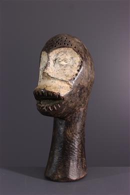 Tête sculptée Zimba