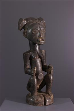 Statue Zela - Art africain