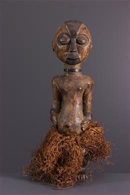 Statuette de danseur Okuyi Myéné