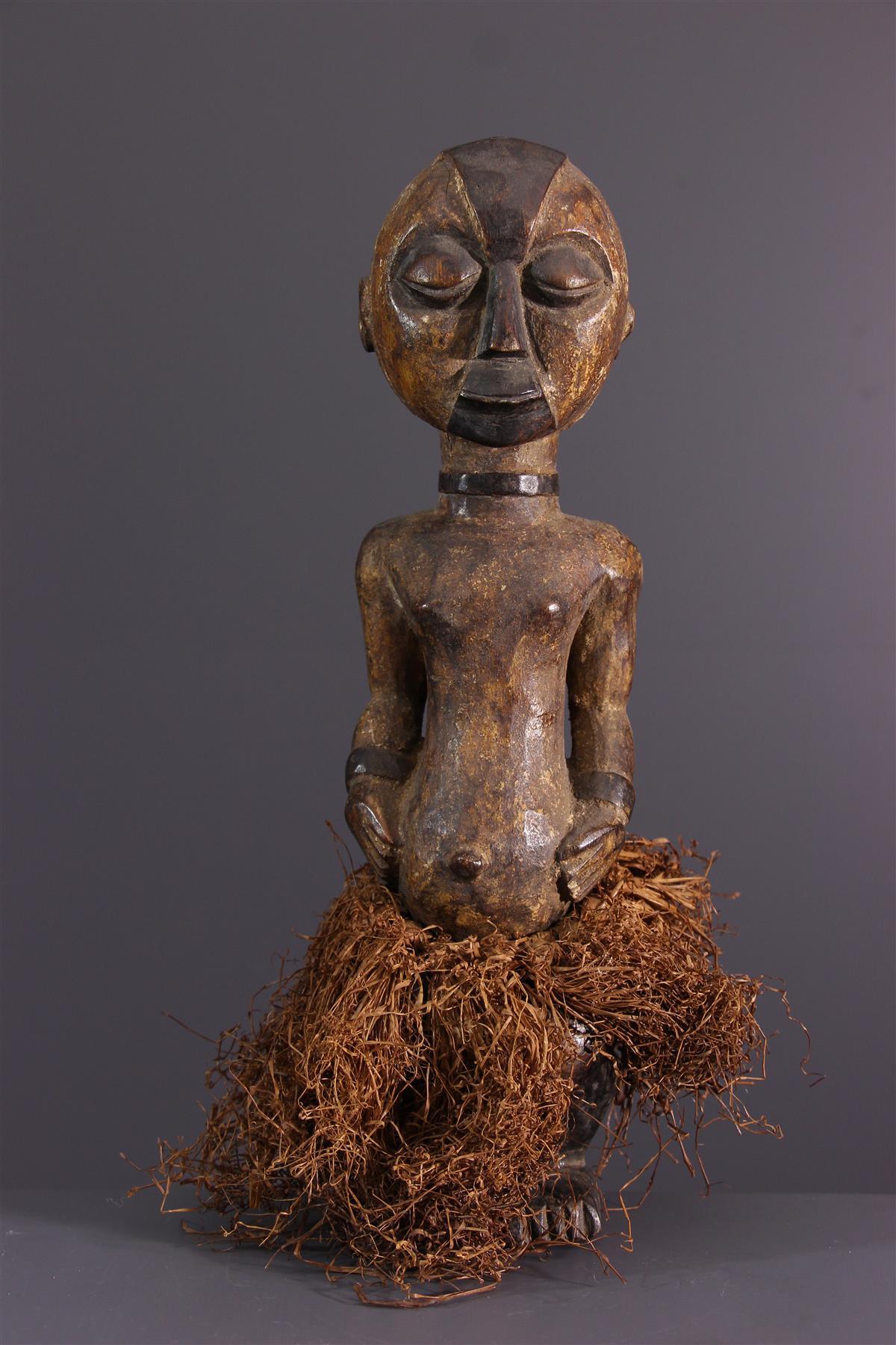 Statue Okuyi - Art africain