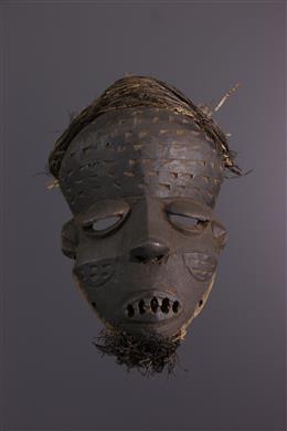 Art africain - Masque Pende Mbuya
