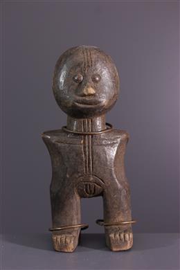 Art africain - Statuette fétiche Zande