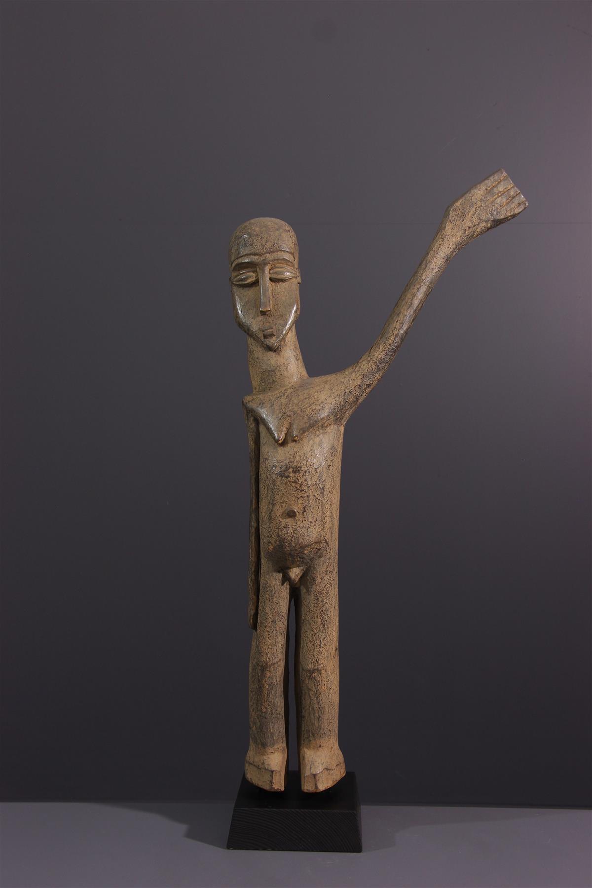 Statue Lobi - Art africain