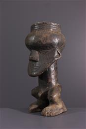 Masque africainCoupe Kuba