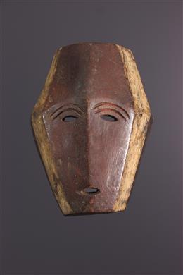 Art africain - Masque Kela, Yela