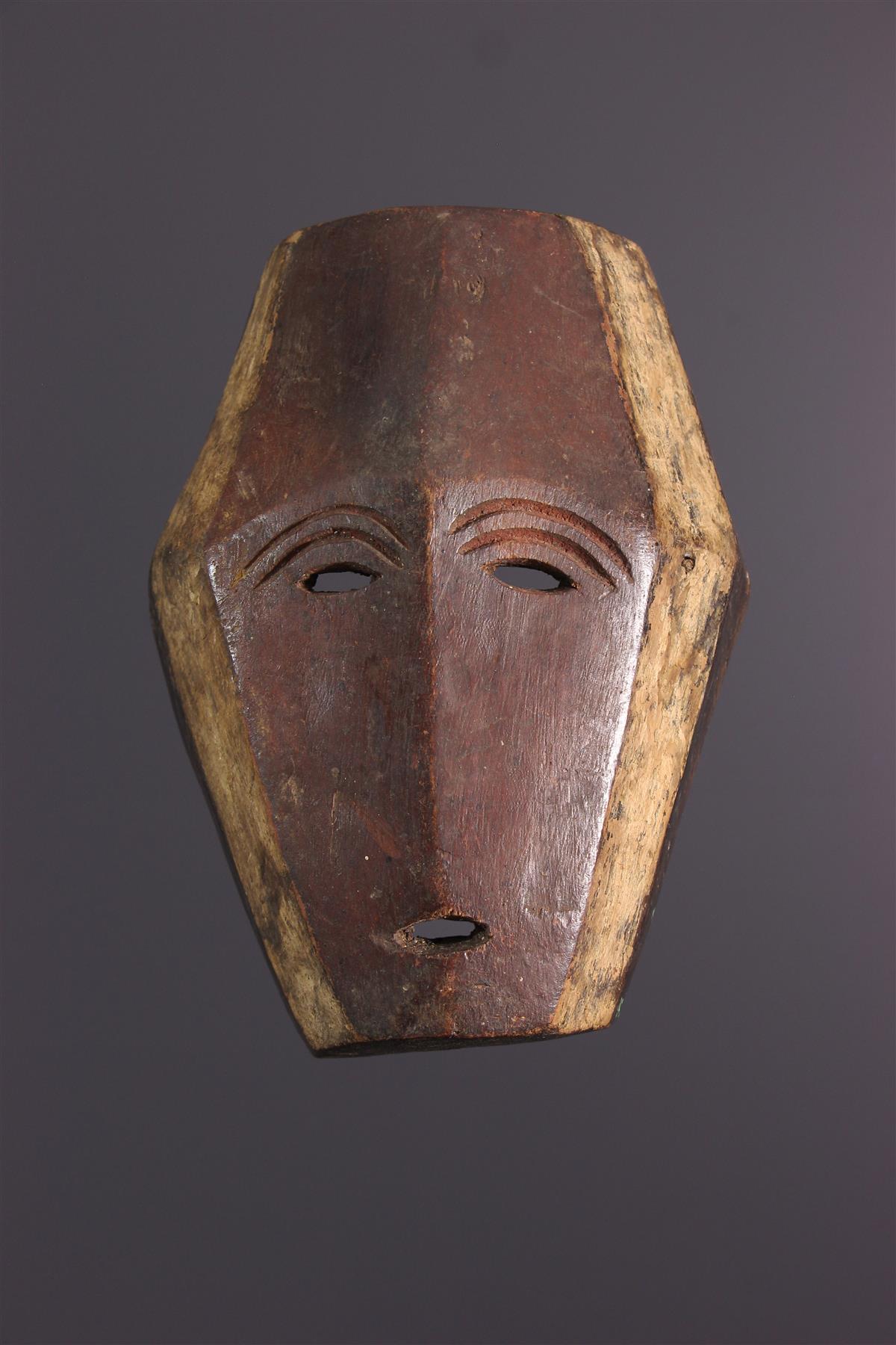 Masque Kela - Art africain