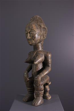 Statue Baoule Waka sona