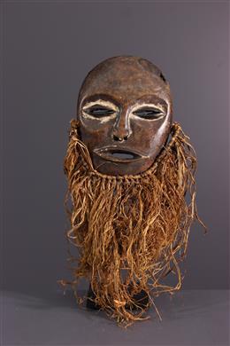 Art africain - Masquette Lega Lukwakongo