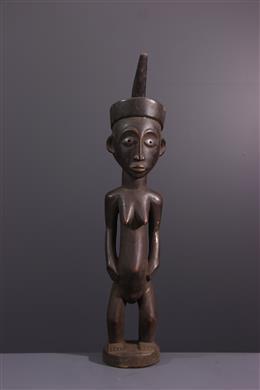 Art africain - Figure dancêtre Zande, Azande