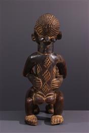 Statues africainesCouple Kanyok