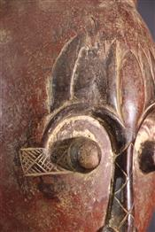 Masque africainMasque Mangbetu