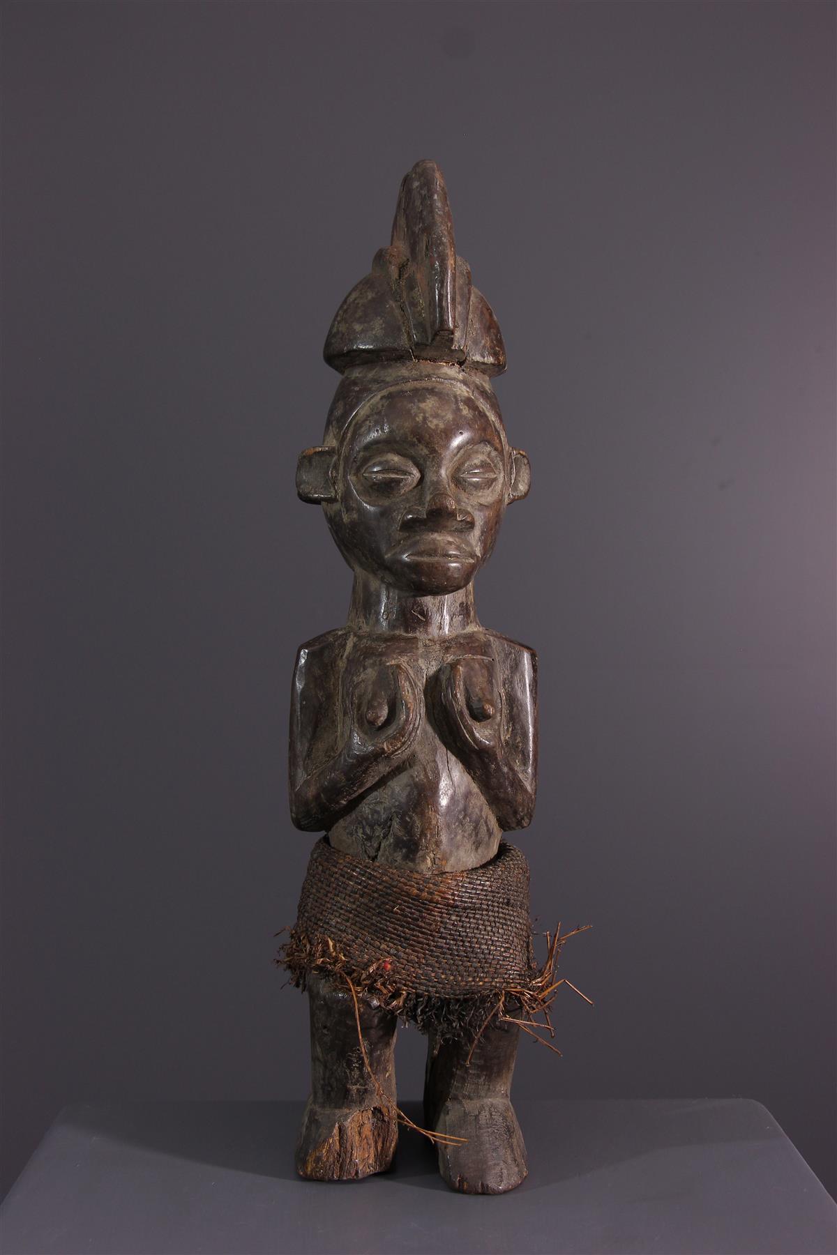 Fétiche Yaka - Art africain