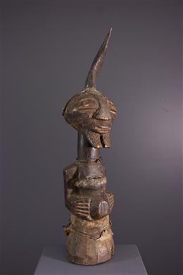 Art africain - Statue fétiche Nkisi Songye