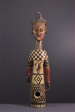 Art africain - Masque cimier Kete Kuba