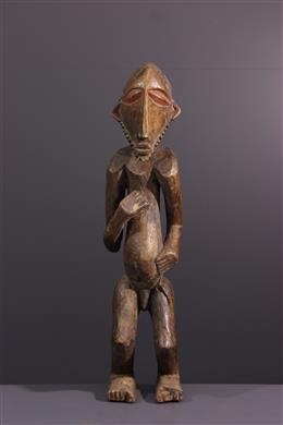 Art africain - Figure masculine Bembe
