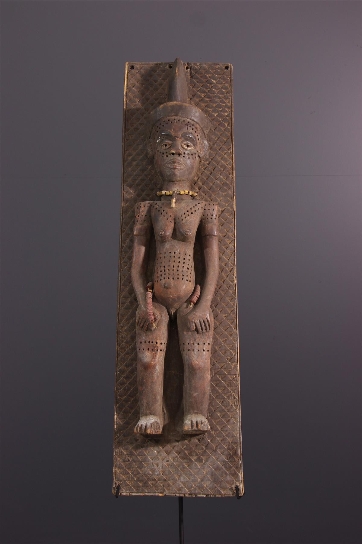 Panneau Pende - Art africain