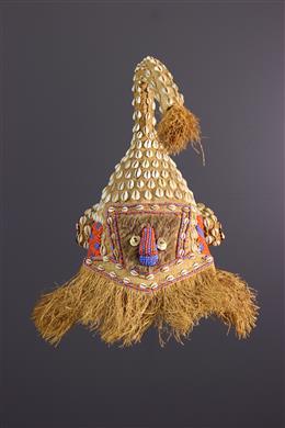 Masque royal Kuba / Ngeendé