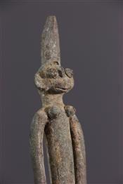 bronze africainFétiche Senoufo
