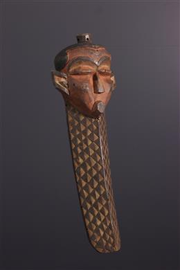Art africain - Masque Pende Giwoyo, Kiwoyo, Muyombo