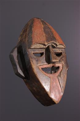 Art africain - Masque Boa Bavobongo