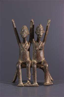 Bronze Lobi - Art africain
