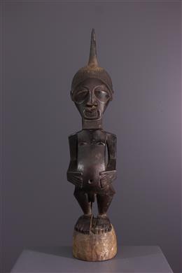Statuette fétiche Songye Kalebwe