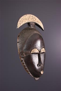 Masque Yauré - Art africain