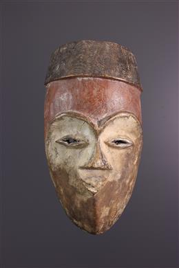 Masque Tsogho - Art africain