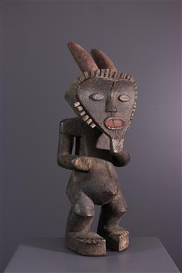 Statue Tadep Mambila