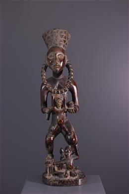 Art africain - Figure dancêtre Kongo