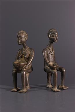 Bronzes Lobi - Art africain