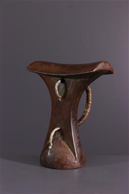Appui-nuque Toposa - Art africain