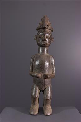 Statuette Yaka - Art africain