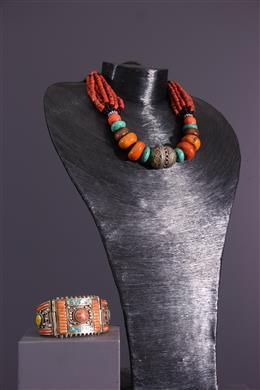 Collier et bracelet Amazighe