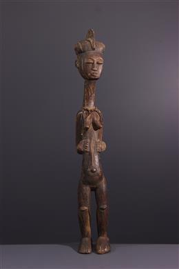 Figure féminine Koulango