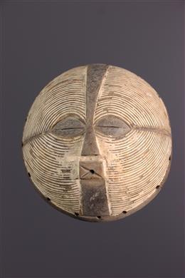 Masque Luba - Art africain