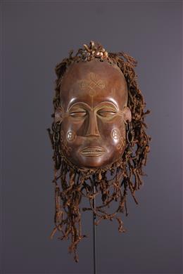 Masque Luvale, Lwena, Pwevo