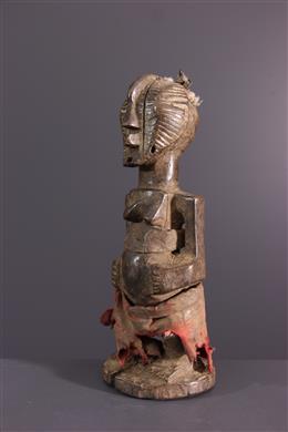 Art africain - Statuette Songye Kifwebe