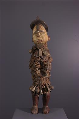 Statue Teke Butti