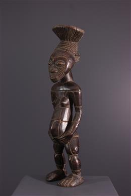 Figure féminine Nebeli Mangbetu