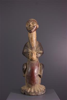 Statue Nkanu - Art africain