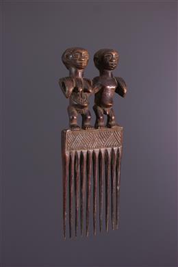 Art africain - Peigne Luba
