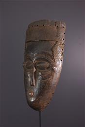 Masque africainMasque Lele