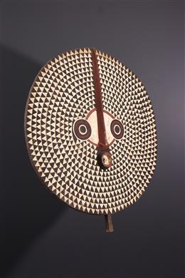 Art africain - Masque soleil Bwa Mossi