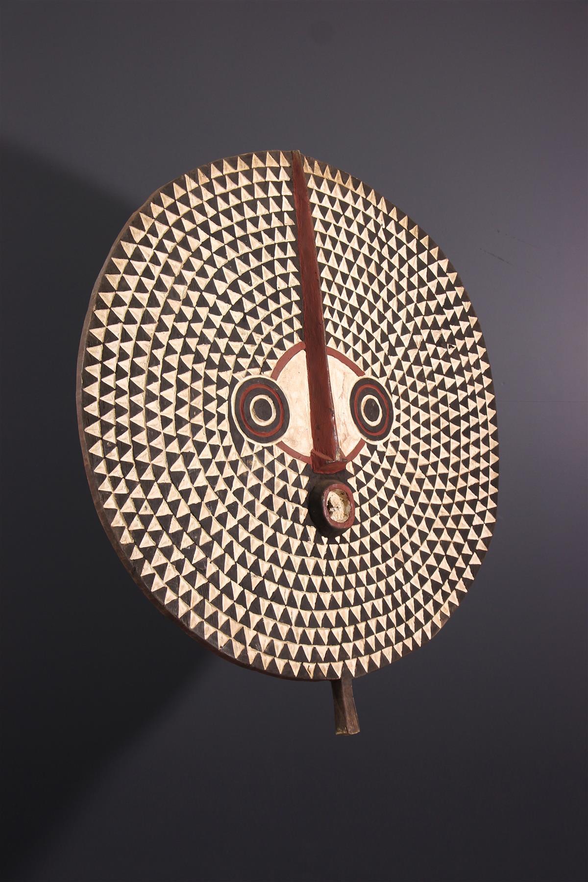 Masque Bwa Mossi - Art africain