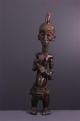 Maternité Lulua - Art africain