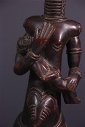 Statues africainesMaternité Lulua