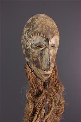 Art africain - Masque Lega